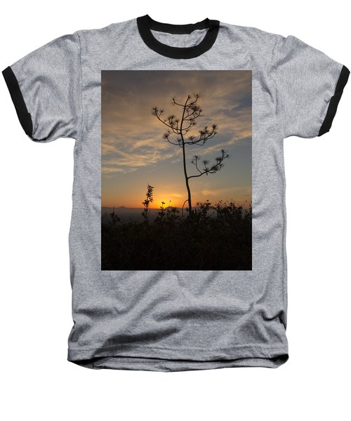 Baseball T-Shirt featuring the photograph Solitude At Solidad by Jeremy McKay
