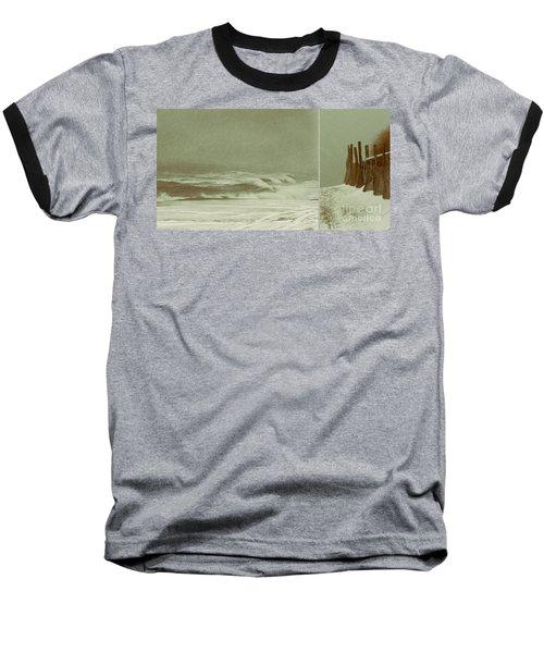 Solitude Is Deafening Baseball T-Shirt
