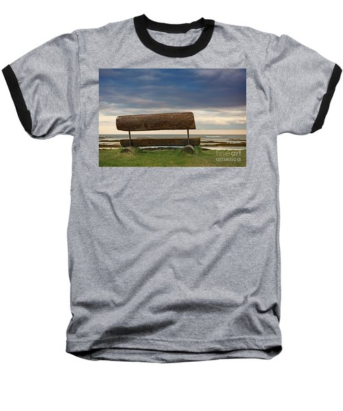 Baseball T-Shirt featuring the photograph Solitude.. by Nina Stavlund