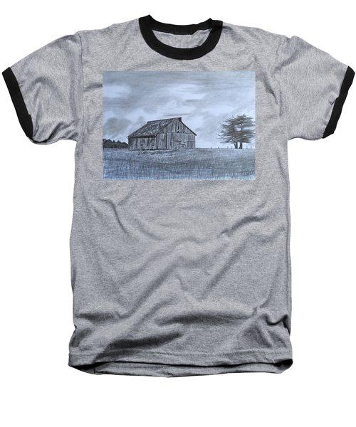Solitude  Baseball T-Shirt by Tony Clark