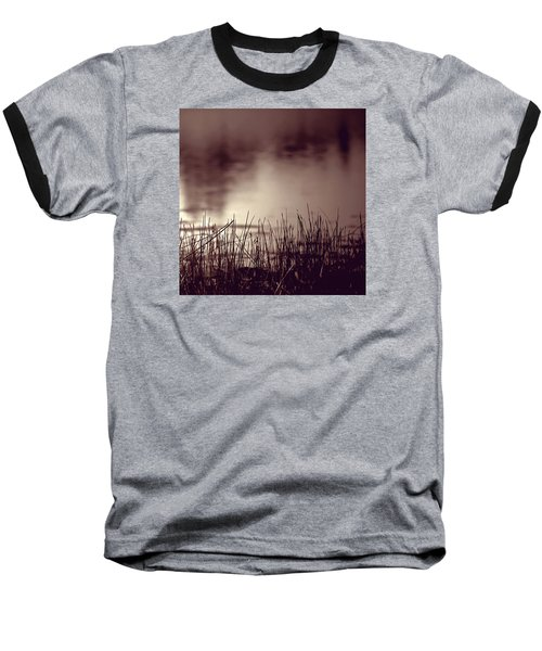Baseball T-Shirt featuring the photograph Solitude by Trish Mistric