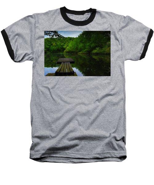 Solitudes  Baseball T-Shirt