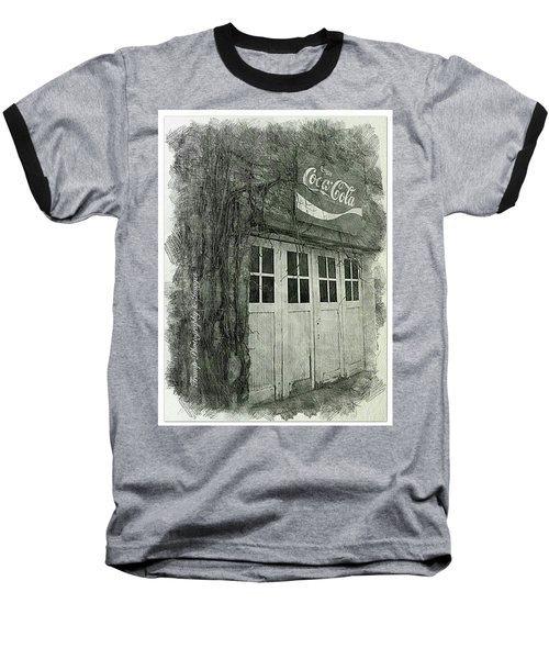 Solo Road Trip Baseball T-Shirt