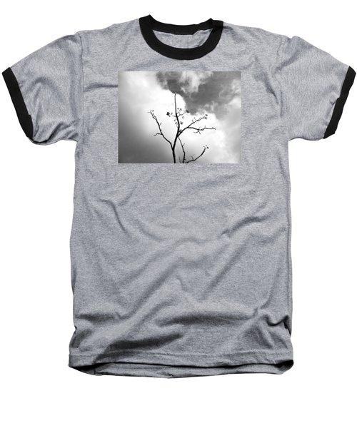 Solstice Dance #3 Baseball T-Shirt by Kathleen Grace