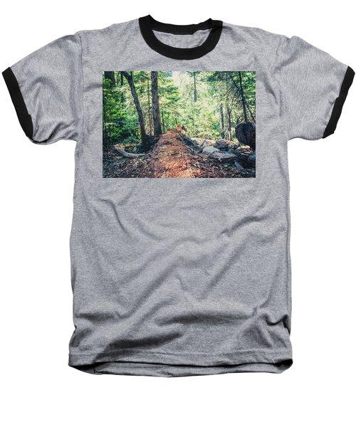 Somber Walk- Baseball T-Shirt