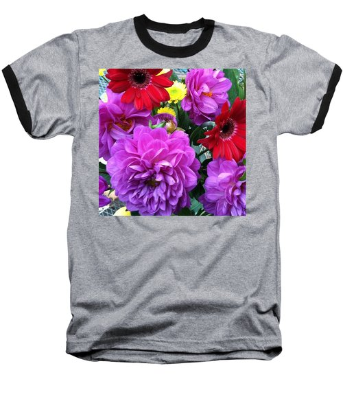 Some Fall Flowers For Inspiration! Baseball T-Shirt