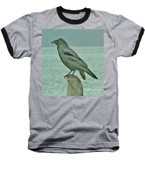 Something To Crow About Baseball T-Shirt
