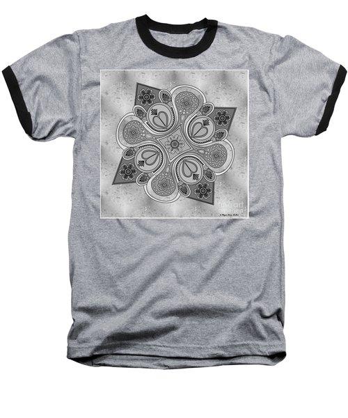 Something2 Baseball T-Shirt by Megan Dirsa-DuBois