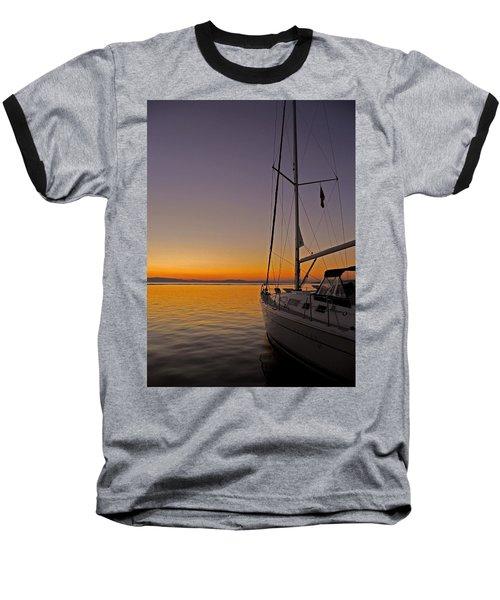 Somewhere Beyond The Sea ... Baseball T-Shirt