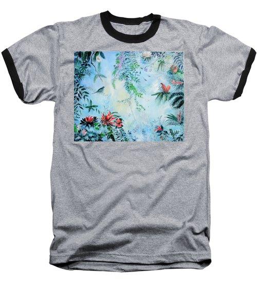Somewhere In Paradise Baseball T-Shirt