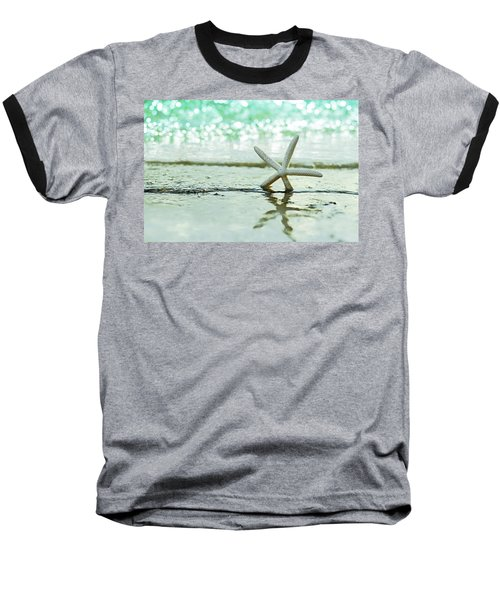 Somewhere You Feel Free Baseball T-Shirt