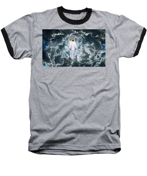 Son Of Man Baseball T-Shirt