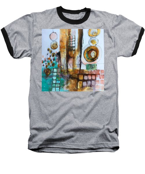Song Baseball T-Shirt by Karin Husty