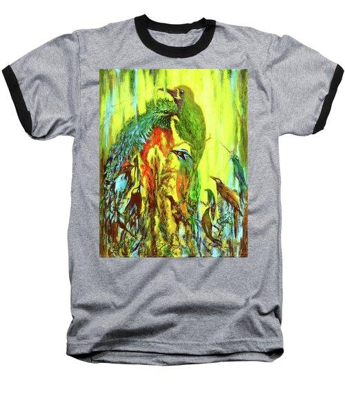 Song Of Costa Rica Baseball T-Shirt