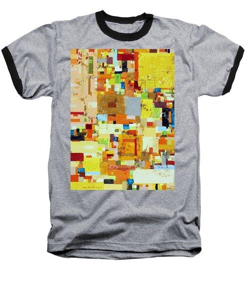 Song Of Solar Fusion Baseball T-Shirt