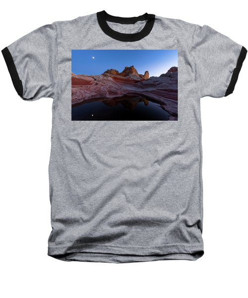 Baseball T-Shirt featuring the photograph Song Of The Desert by Dustin LeFevre