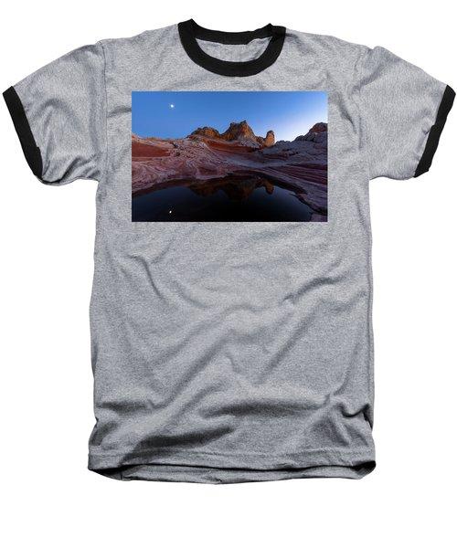 Song Of The Desert Baseball T-Shirt by Dustin LeFevre