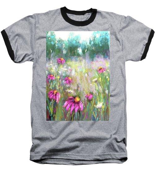Song Of The Flowers Baseball T-Shirt