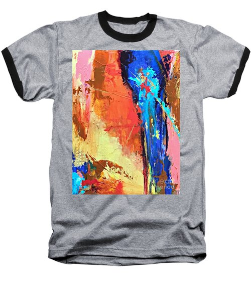 Song Of The Water Baseball T-Shirt
