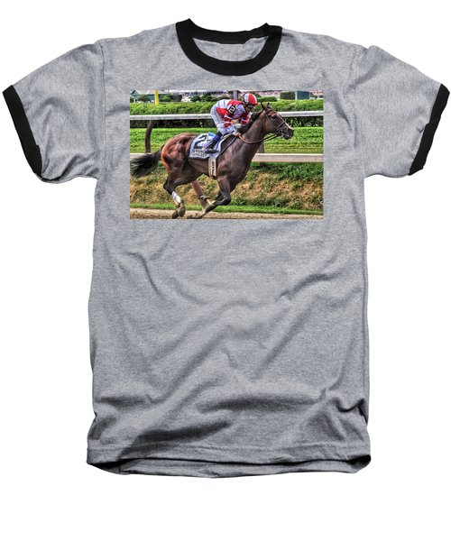 Songbird With Mike Smith Saratoga August 2017 Baseball T-Shirt