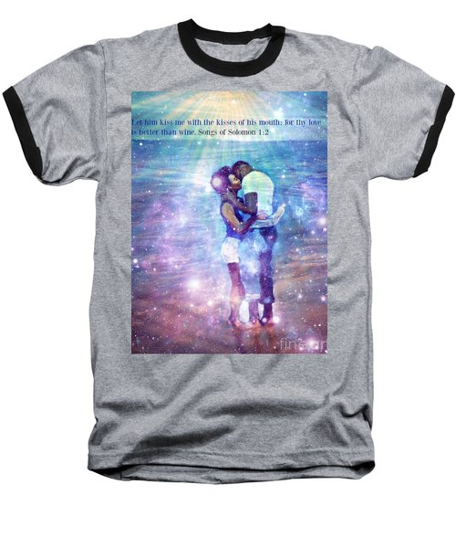 Songs Of Solomon Baseball T-Shirt