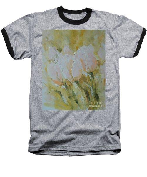 Sonnet To Tulips Baseball T-Shirt