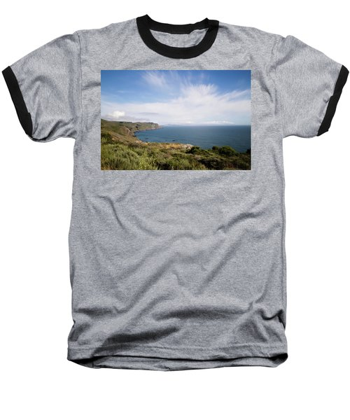 Sonoma Coastline Baseball T-Shirt