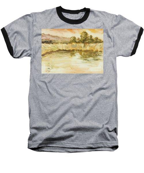 Sonoma Pond Ca Baseball T-Shirt