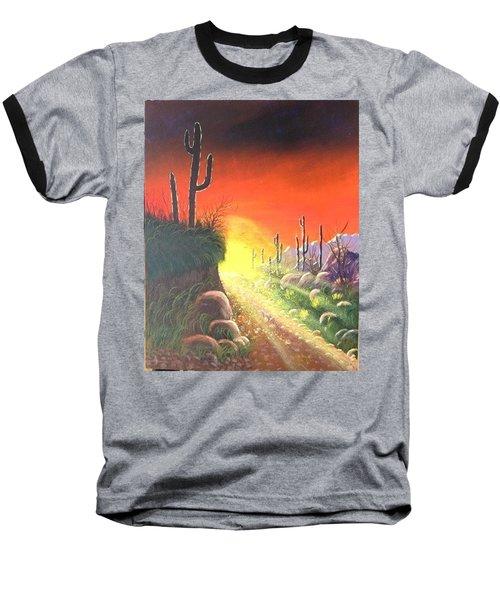 Sonora Sunrise Baseball T-Shirt