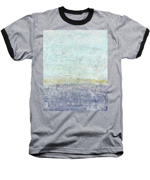 Sonoran Desert #3 Southwest Vertical Landscape Original Fine Art Acrylic On Canvas Baseball T-Shirt