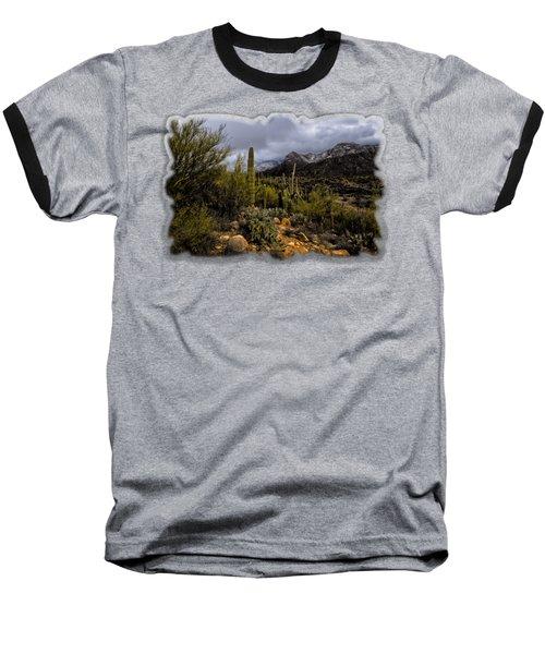 Sonoran Winter No.1 Baseball T-Shirt