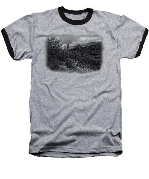 Sonoran Winter No.2 Baseball T-Shirt
