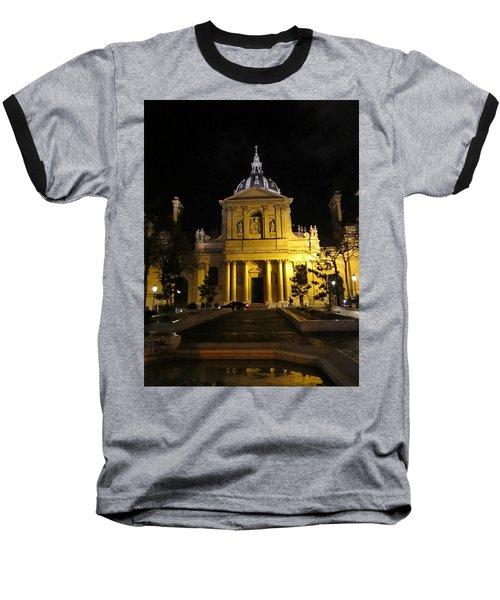 Sorbonne Night Baseball T-Shirt