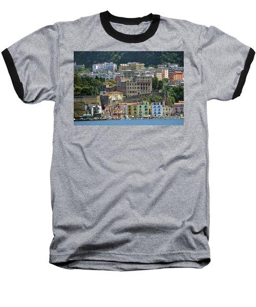 Capri's Marina Piccola Baseball T-Shirt