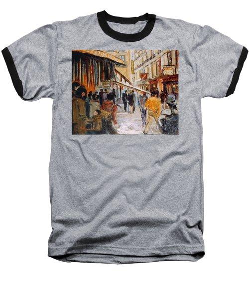 Souk De Buci Baseball T-Shirt