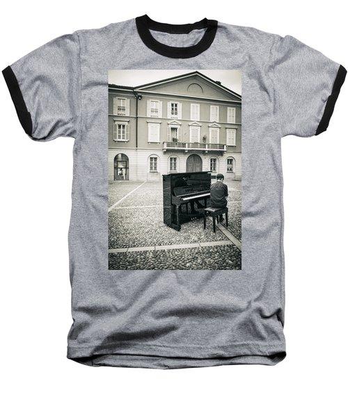 Soul Baseball T-Shirt by Alfio Finocchiaro