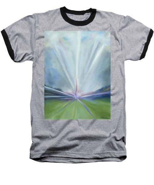 Soul Blastoff Baseball T-Shirt