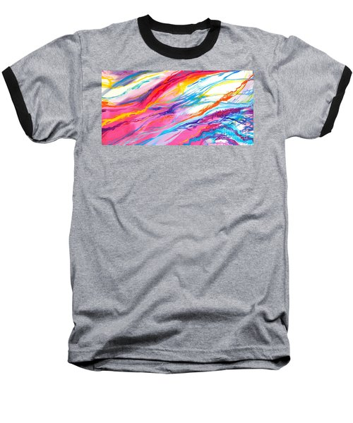 Soul Escaping Baseball T-Shirt