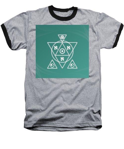 Soul Healing Baseball T-Shirt