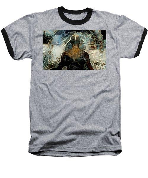 Soul Journey Baseball T-Shirt