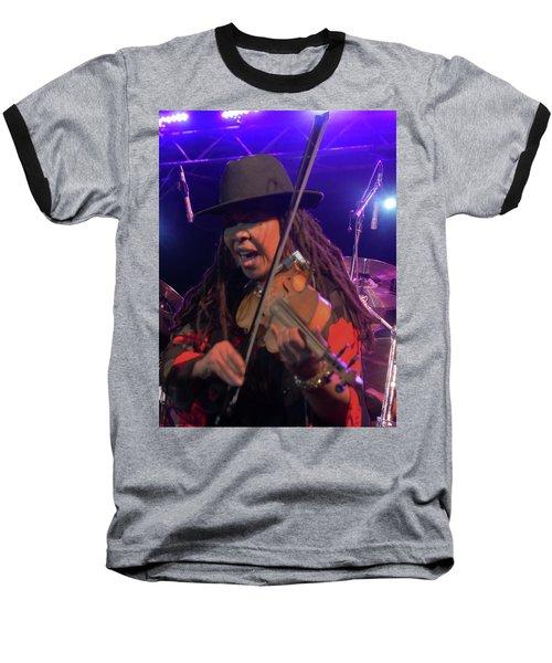 Karen Briggs - Soulchestral Groove Baseball T-Shirt