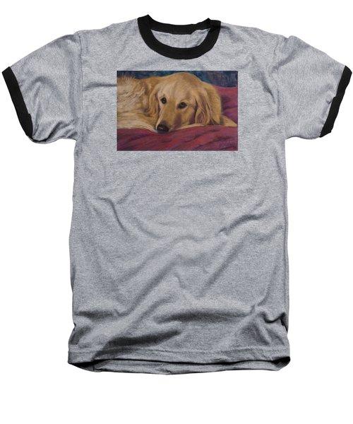 Soulfull Eyes Baseball T-Shirt