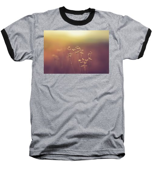 Baseball T-Shirt featuring the photograph Souls Of Glass by Shane Holsclaw