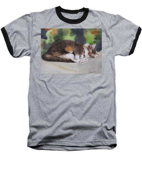 Sound Asleep Baseball T-Shirt