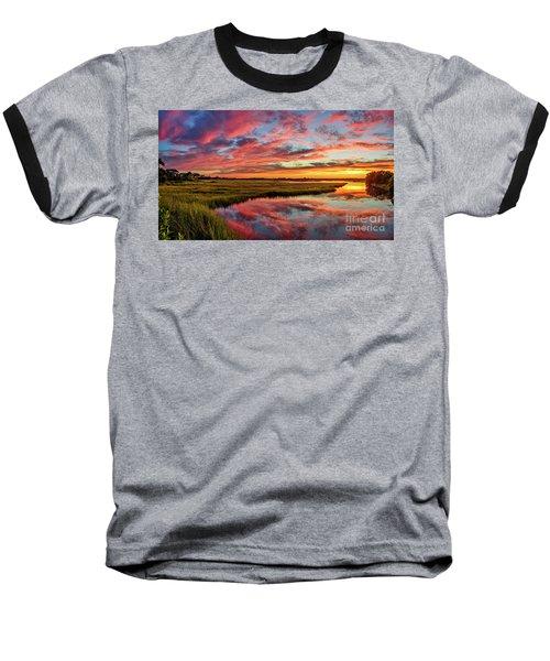 Sound Refections Baseball T-Shirt