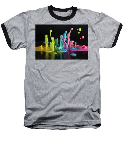 Baseball T-Shirt featuring the photograph Sound Sculpture by William Lee