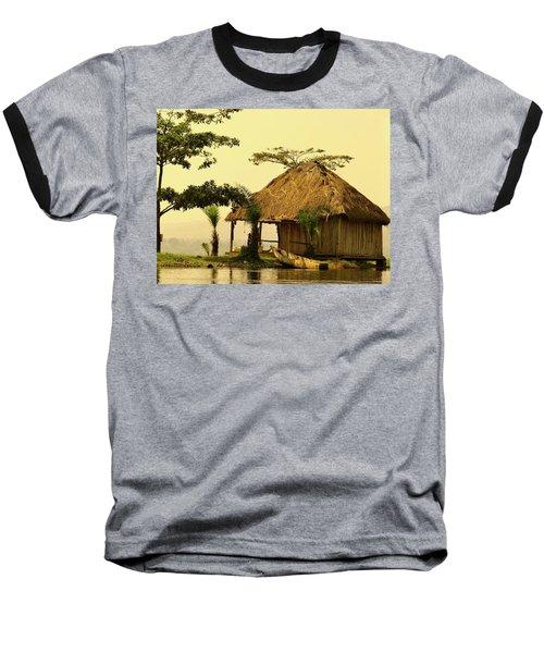 Source Of The Nile Baseball T-Shirt by Exploramum Exploramum