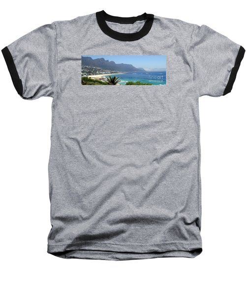 South Africa Coast Baseball T-Shirt