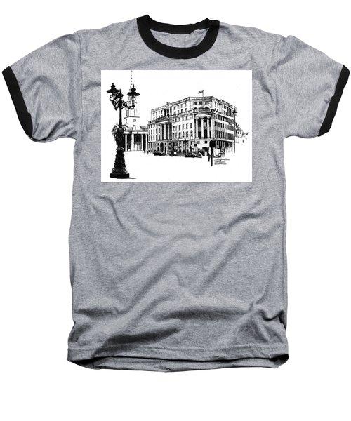 South Africa House Baseball T-Shirt