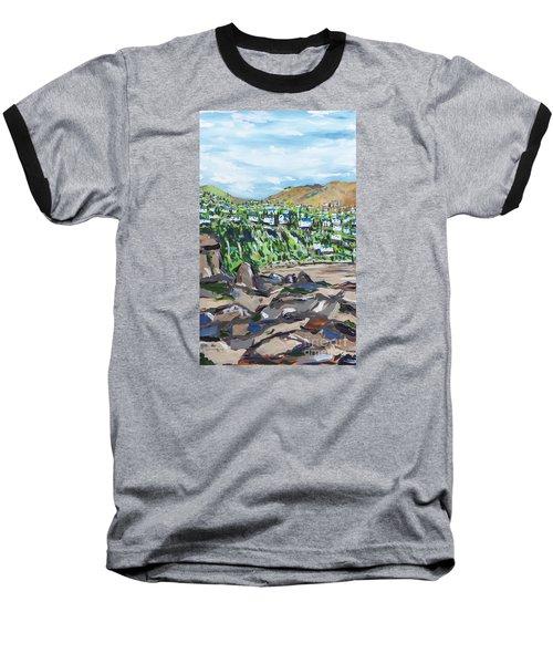 South African Coastline Part One Baseball T-Shirt